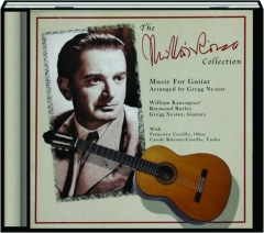 THE MIKLOS ROZSA COLLECTION: Music for Guitar