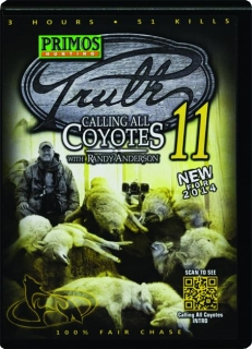 TRUTH 11: Calling All Coyotes with Randy Anderson