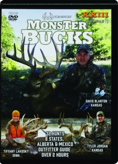MONSTER BUCKS XXIII, VOLUME 1