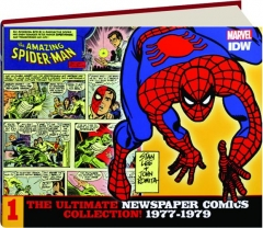 THE <I>AMAZING SPIDER-MAN,</I> VOLUME 1, 1977-1979: The Ultimate Newspaper Comics Collection