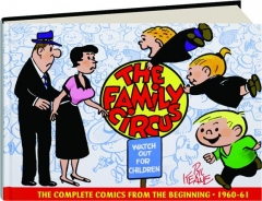 THE FAMILY CIRCUS: The Complete Comics from the Beginning, 1960-61