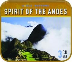 SPIRIT OF THE ANDES: World Rhythms