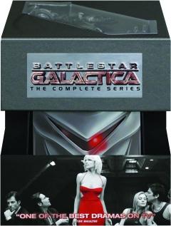 BATTLESTAR GALACTICA COMPLETE SERIES + COLLECTIBLE CYLON