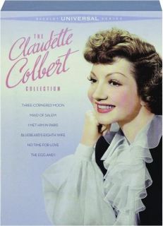 THE CLAUDETTE COLBERT COLLECTION: Universal Backlot Series