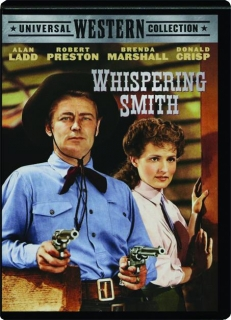 WHISPERING SMITH: Universal Western Collection
