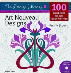 ART NOUVEAU DESIGNS: The Design Library
