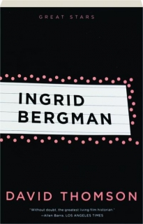 INGRID BERGMAN: Great Stars