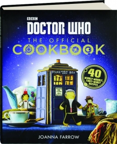 <I>DOCTOR WHO</I> THE OFFICIAL COOKBOOK