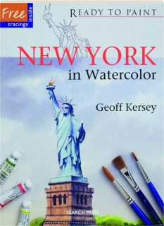 NEW YORK IN WATERCOLOR: Ready to Paint