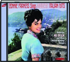 CONNIE FRANCIS SINGS MODERN ITALIAN HITS
