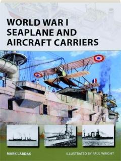 WORLD WAR I SEAPLANE AND AIRCRAFT CARRIERS: New Vanguard 238