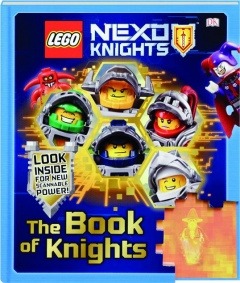 THE BOOK OF KNIGHTS: LEGO NEXO Knights