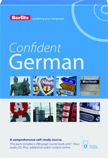 BERLITZ CONFIDENT GERMAN