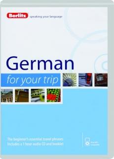 BERLITZ GERMAN FOR YOUR TRIP