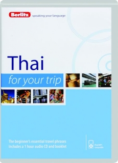 BERLITZ THAI FOR YOUR TRIP