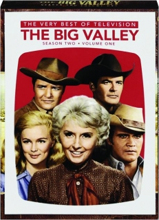THE BIG VALLEY, VOLUME ONE: Season Two