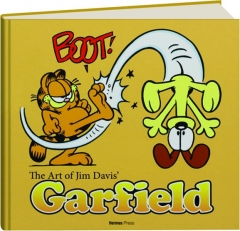 THE ART OF JIM DAVIS' <I>GARFIELD</I>