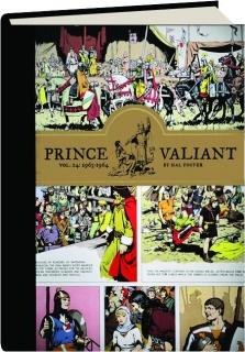 PRINCE VALIANT, VOL. 14, 1963-1964