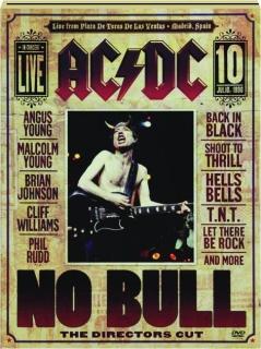 AC / DC--NO BULL: The Directors Cut