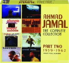 AHMAD JAMAL: The Complete Collection, Part Two 1959-1962