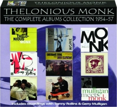 THELONIOUS MONK: The Complete Albums Collection 1954-57
