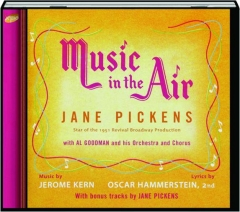 JANE PICKENS: Music in the Air