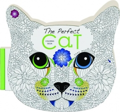 THE PERFECT CAT COLORING BOOK