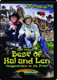 TEAM SHOCKEY'S BEST OF HAL AND LEN: Octagenarians on the Prowl