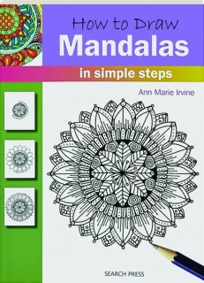 HOW TO DRAW MANDALAS IN SIMPLE STEPS