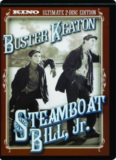 STEAMBOAT BILL, JR: Ultimate 2-Disc Edition