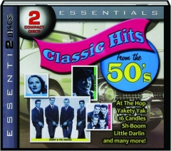 CLASSIC HITS FROM THE 50'S