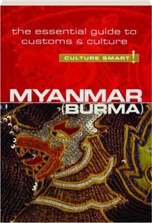 MYANMAR: Culture Smart!
