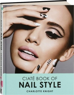 CIATE BOOK OF NAIL STYLE
