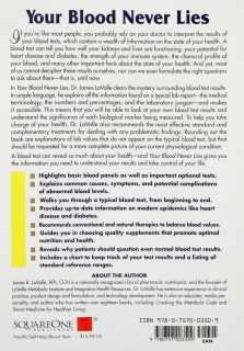 How to Read a Blood Test for a Longer Healthier Life Your Blood Never Lies
