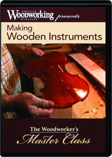 making wooden instruments
