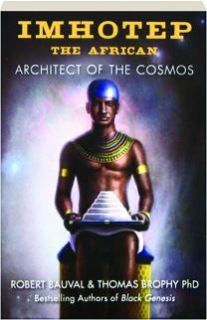 Imhotep the african architect of the cosmos for Imhotep architecte