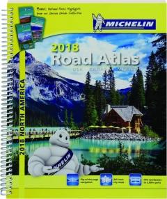 MICHELIN 2018 NORTH AMERICA ROAD ATLAS