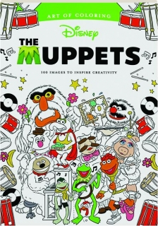 THE MUPPETS: Art of Coloring