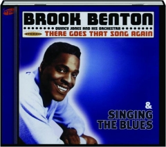 BROOK BENTON: There Goes That Song Again / Singing the Blues