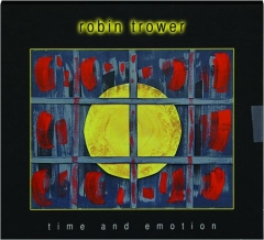 ROBIN TROWER: Time and Emotion