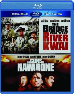 THE BRIDGE ON THE RIVER KWAI / THE GUNS OF NAVARONE
