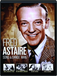 FRED ASTAIRE: Song & Dance Man