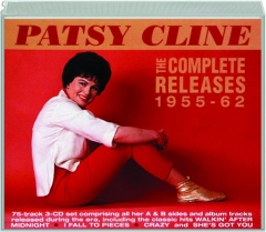 PATSY CLINE: The Complete Releases 1955-62