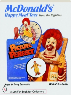 MCDONALD'S HAPPY MEAL TOYS FROM THE EIGHTIES