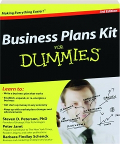 BUSINESS PLANS KIT FOR DUMMIES, 3RD EDITION
