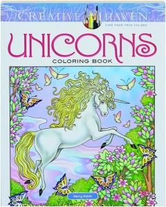 UNICORNS COLORING BOOK: Creative Haven