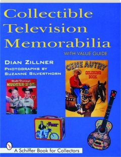 COLLECTIBLE TELEVISION MEMORABILIA