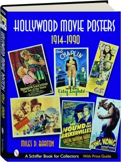 HOLLYWOOD MOVIE POSTERS, 1914-1990