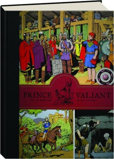 PRINCE VALIANT, VOL. 15, 1965-1966