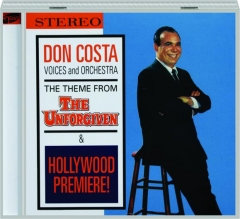 DON COSTA: The Theme from The Unforgiven / Hollywood Premiere!